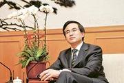 首次接觸校記的外交部駐香港特別行政區副特派員楊子剛大讚校記表現專業,笑言「傳媒不怕沒接班人」!