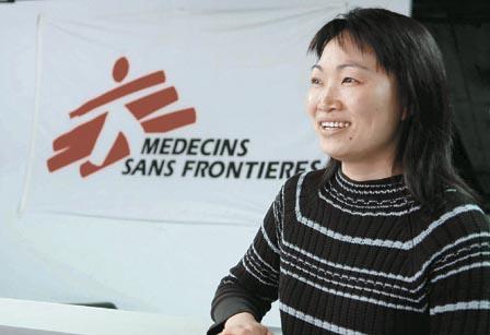 我有一個心願,希望運用自己的專業知識去外國幫助別人。───無國界醫生義工黃彩雲護士