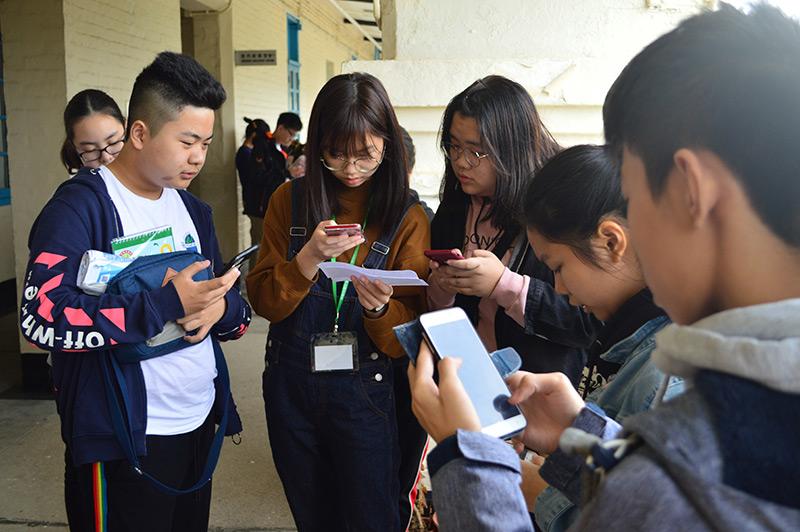 第23屆校園記者:120校記入營 初試「報新聞」